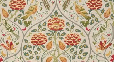Unique Art Nouveau Wallpapers to Personalise the House