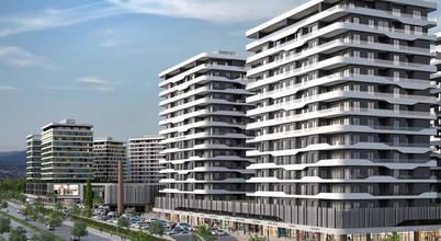 Bursa'nın merkezinde yeni bir şehir
