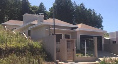 Projeto de Residência em Três Níveis no Rio Grande do Sul