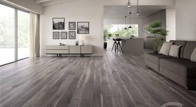 Fine Flooring: the American Walnut Bark Finish