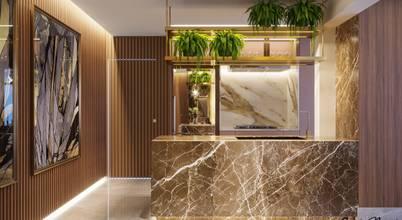 Projeto residencial cheio de sofisticação, personalidade e glamour em São Paulo