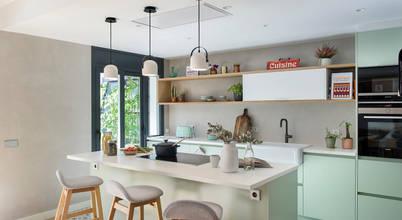 15 thiết kế bếp hoàn hảo cho không gian nhà nhỏ