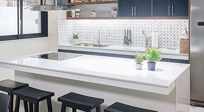 7 Stunning One Wall Kitchen Designs for your Home