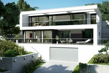 okal haus gmbh generalunternehmer in simmern homify. Black Bedroom Furniture Sets. Home Design Ideas