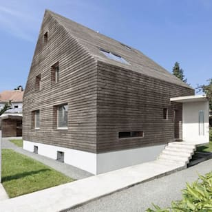 Fotos de casas moderno por lu p architektur gmbh