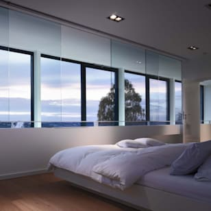 Modern kamar tidur photos by leicht kuchen ag