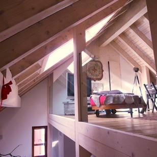 Foto di finestre in stile scandinavo di architetto beltrame claudio