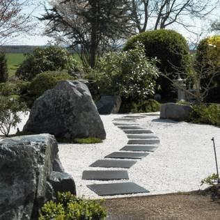 garden. Black Bedroom Furniture Sets. Home Design Ideas