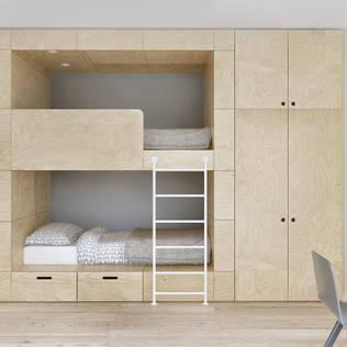 Moderne Kinderzimmer Für Coole Kids
