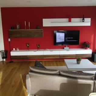 AuBergewohnlich Exklusive Wohnwand Für Anspruchsvolle Raumgestaltung