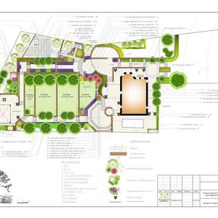 Plant list: Сады в . Автор – BersoDesign ❖ Landscape architecture. Design.
