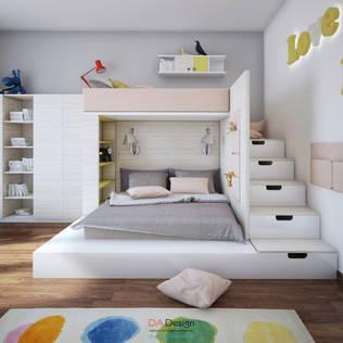 Quartos de crian a artigos e informa o homify - Dormitorios infantiles para dos ...