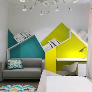 10 nouvelles couleurs pour chambre denfants