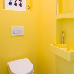 Badezimmer Design und Einrichtungsideen