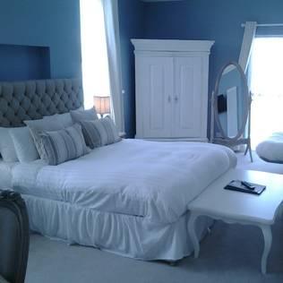 sanfte blautone fur das schlafzimmer