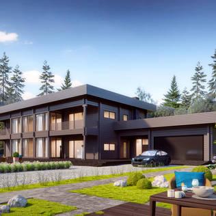 Architettura for Grandi case economiche