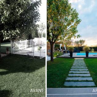 gartenbilder vorher nachher, vorher/nachher renovieren und umbauen - artikel, Design ideen