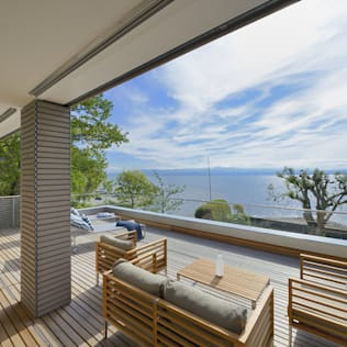 Haus am see by bau-fritz gmbh & co. kg homify.