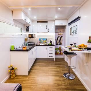 24 Küchenideen Für Kleine Räume