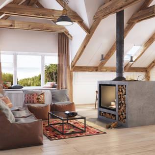 wunderbar gallery of altholz rustikal wohnzimmer wohnideen traum fr ...