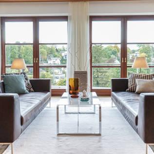 Unser Einrichtungstrend 2016 Klassisches Wohnzimmer Mit Coolem Touch