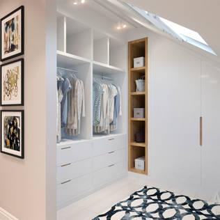 Kleiderschrank ausgefallen  Begehbarer Kleiderschrank Größe | rheumri.com
