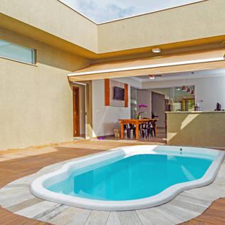 ba96e647d99ed 14 Mejores ideas de piscinas pequeñas en casa