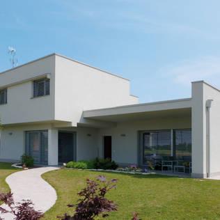 Giardini for Immagini case moderne