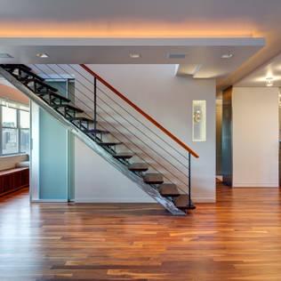 Salas de estar por Lilian H. Weinreich Architects