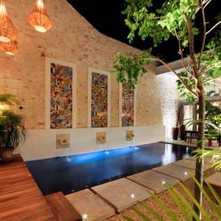 Piscinas modernas art culos ideas e informaci n homify for Estilos de piscinas modernas
