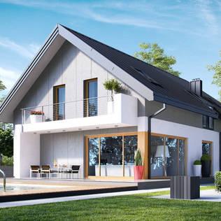 Kleine Häuser U0026 Fertighäuser: Ideen U0026 Artikel | Homify