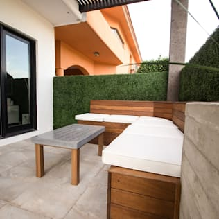 Terrasse Balkon Design Ideen Artikel Homify