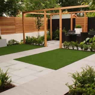 stunning garten design modern ideas - home design ideas, Gartenarbeit ideen