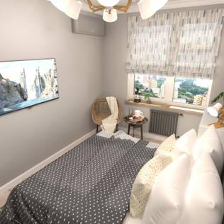 Camera da letto - Idee per camere da letto piccole ...