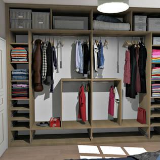 Revista art culos tips e informaci n homify for Disenos de closets sencillos