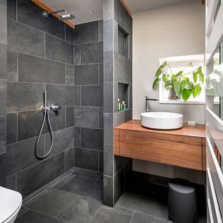 Kleine Badezimmer Design - rockydurham.com -