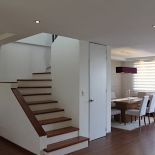 Finest Id With Escaleras Casas Modernas.