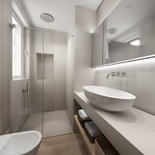 foto di bagni arredati. d with foto di bagni arredati. una casa ... - Immagini Di Bagni Moderni Arredati