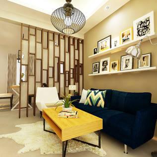 6 Desain Ruang Tamu Minimalis Yang Sempurna Untuk Rumah Mungil