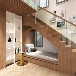 Arquitectura art culos tips e informaci n homify - Decoracion escaleras interiores paredes ...