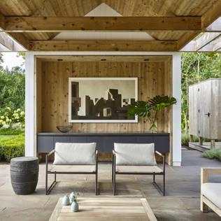 Magazin architektur einrichtungsideen und bilder for Garten pool vorschriften