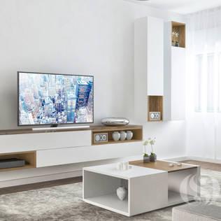 Projeto: Salas de estar por MY STUDIO HOME - Design de Interiores