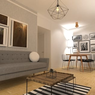 Livings - Ideas para diseño y decoración│homify