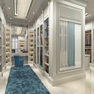 Soyunma Odası - 2 / Majidi Konağı Eklektik Giyinme Odası Sia Moore Archıtecture Interıor Desıgn Eklektik Masif Ahşap Rengarenk