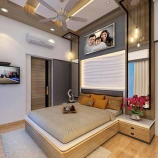 Stylish Bedroom Furniture Arrangement Ideas From Designers In New Delhi
