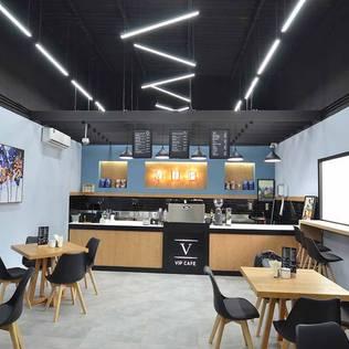 Team One Interior Design Endüstriyel İşlenmiş Ahşap Şeffaf