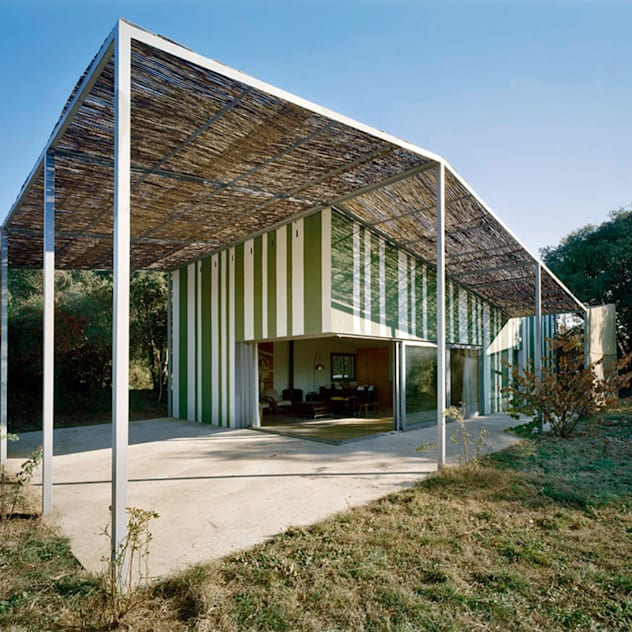 Casas de estilo mediterraneo por Anna & Eugeni Bach