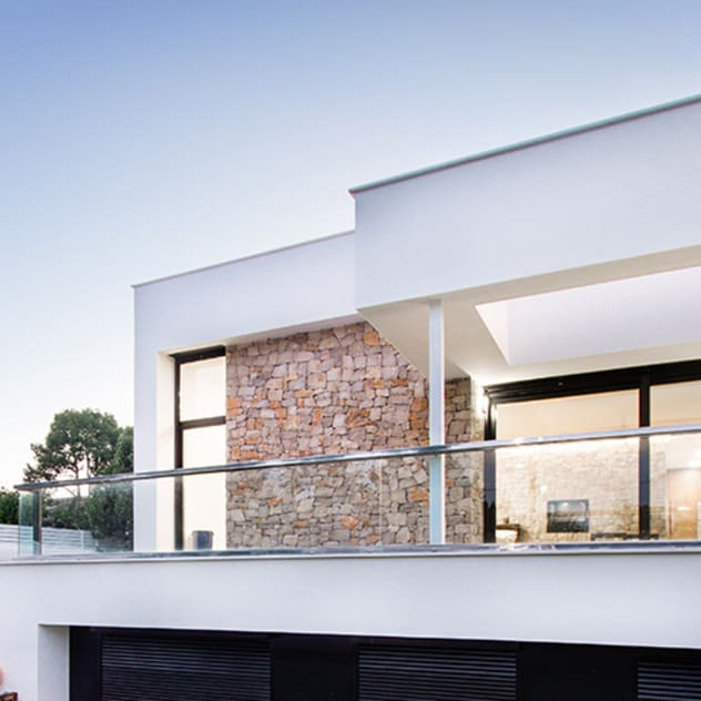 8 viviendas minimalistas de infarto detea for Viviendas minimalistas