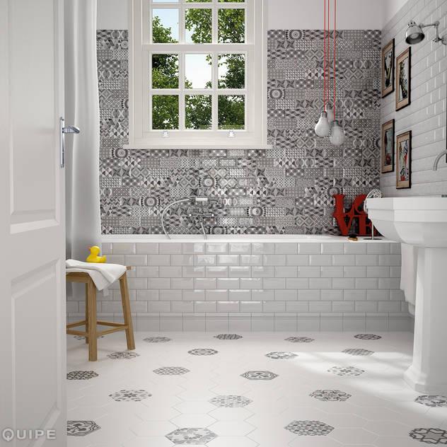 ห้องน้ำ by Equipe Ceramicas