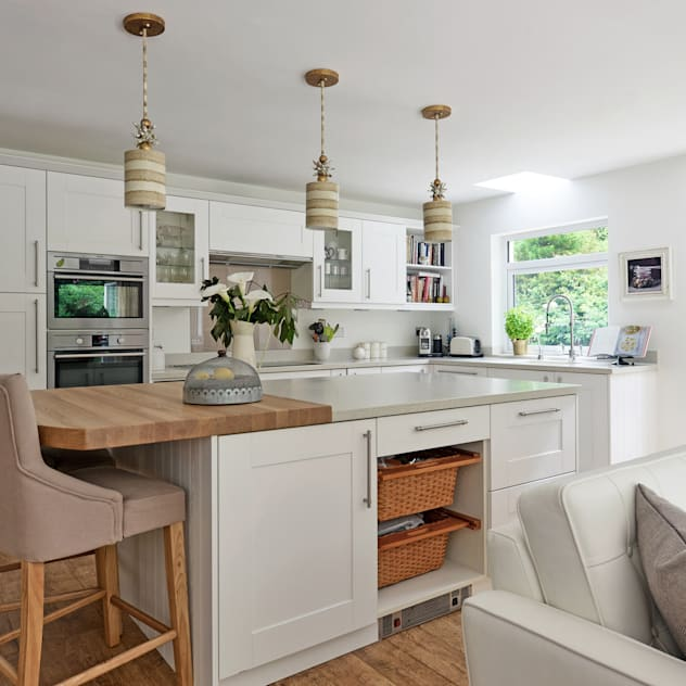eclectic Kitchen by At No 19